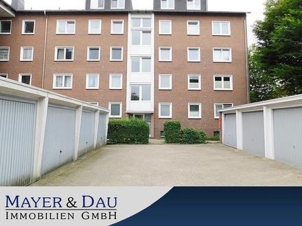 Oldenburg: 3-Zimmer-Dachgeschosswohnung in Bürgerfelde, Obj. 4352