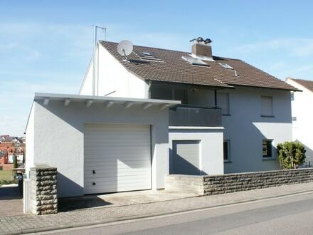 Modernes Ambiente zum Wohlfühlen - 3-Zimmer-Eigentumswohnung mit 2 Balkonen und Gartenanteil