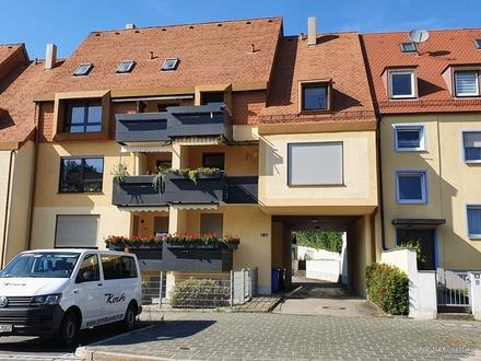 Helle 5,5 Zimmer-Maisonette-Wohnung inkl. Kellerräume & Garage!