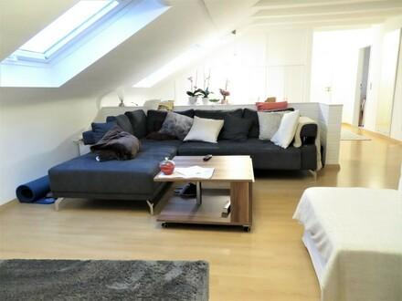 ARNOLD-IMMOBILIEN: Raumwunder im Dachgeschoss