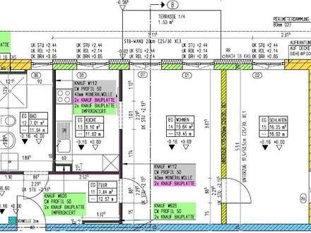 6 geförderte Wohnungen (Sozialwohnungen) - Wohnungsbau-Gesellschaft des Landkreises Rosenheim mbH - Erstbezug im Mai 2020