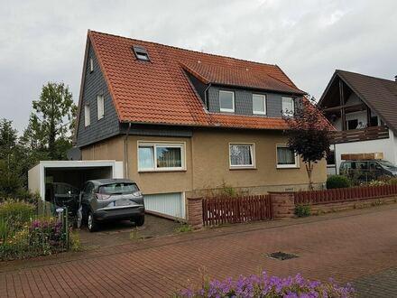 Zweifamilienhaus in ruhiger Wohnlage in Fischbeck
