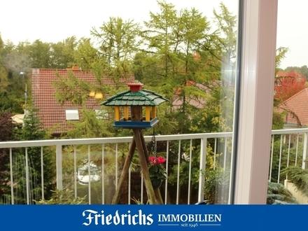 3 Balkone / Modernisiert in 2015! 2-Etagen-Eigent.-Wohnung mit TG-Stellplatz in Bad Zw`ahn-Zentrum