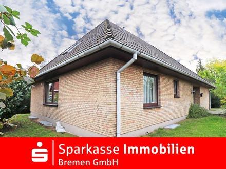 Geräumiges Einfamilienhaus in ruhiger Wohnlage von Bremen Alt-Arbergen