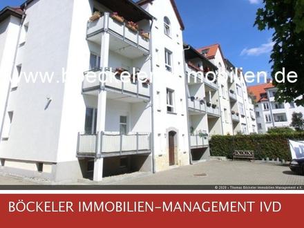 Gepflegtes Wohnen mit Balkon + PKW-Stellplatz