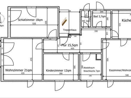 Wohnung Möckmühl