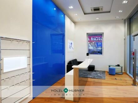 Idealer Mix: Verkauf / Ausstellung / Büro