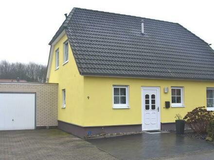 Schickes Einfamilienhaus in gepflegter Wohngegend von Siedenburg