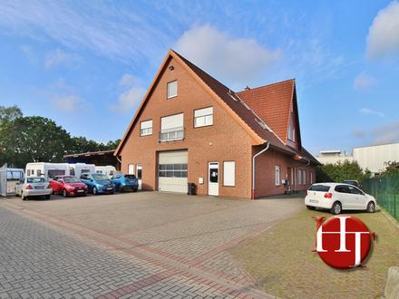 Großzügiges Büro- und Lagergebäude zur Selbstnutzung und/oder Kapitalanlage im GE Groß-Mackenstedt!