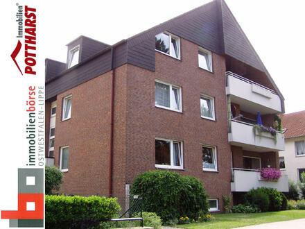 Wohnberechtigungsschein (WBS) erforderlich! Teilrenovierte 3-Zimmerwohnung mit Balkon!