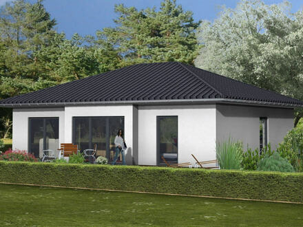 Neubau-Bungalow in bevorzugter Wohnlage von Ostscheid!