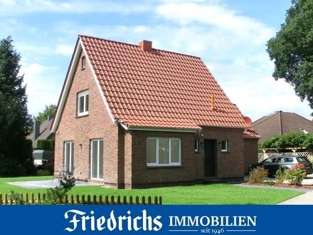 Neuwertig saniertes Einfamilienhaus mit sonnigem Grundstück in Bad Zwischenahn-Ohrwege