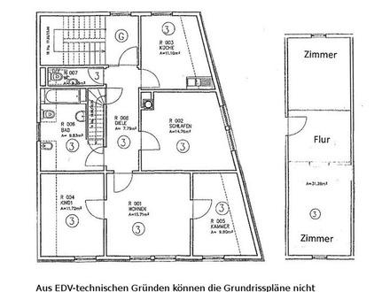 Top Kapitalanlage! Gut vermietete 5 1/2 Zimmer-Maisonette-Wohnung im Zentrum von Korb!