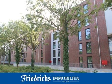 NEUBAU! Hochw. 3-Zimmer-Wohnung mit Balkon in Oldenburg - Wechloy