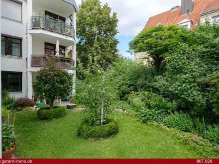 Junge Familie gesucht! 4 Zimmer-Wohnung, Einzel-Tiefgaragen-Stellplatz in Pasing