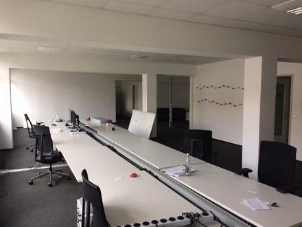 Büroetage in einem Bürohaus in der Bremer Innenstadt