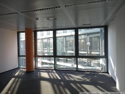 Blick 1 in ein Büro