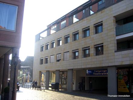 Tiefgaragenstellplatz am Aschaffenburger Rathaus