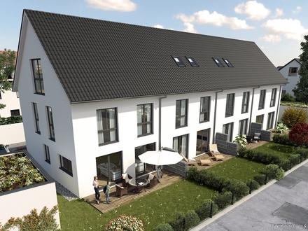 LAYER HAUS AG: Neubau von 4 Reihenhäusern in Hochzoll-Süd