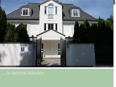Repräsentative Villa in Bogenhausen