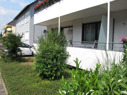 Jung & Kern Immobilien - Mainz-Hechtsheim - Schöne 4 Zimmer Wohnung mit zwei Stellplätzen