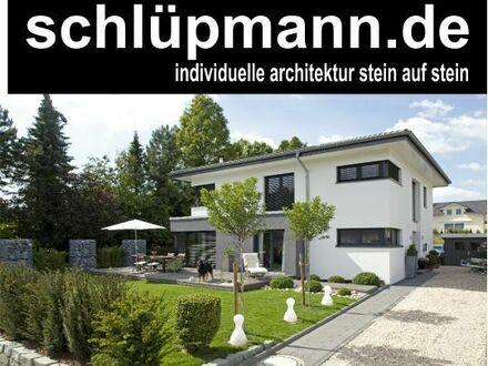 Schicke Villa mit modernem Anbau