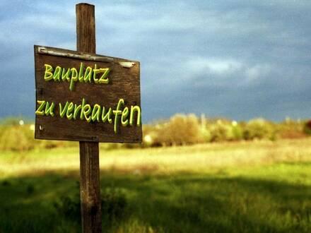 Landleben gesucht? - Grundstück gefunden!