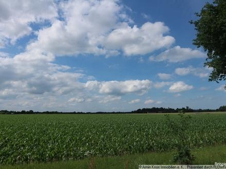 Rd. 9,6 ha landwirtschaftliche Nutzfläche im LK Oldenburg / Gemeinde Wardenburg