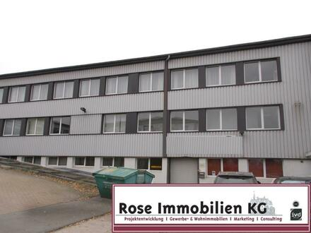 ROSE IMMOBILIEN KG: Gepflegte Büroflächen mit Lager-/Werkstattfläche in Vlotho!