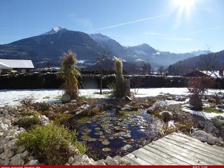 Hausjuwel mit Traumblick oberhalb von Berchtesgaden!