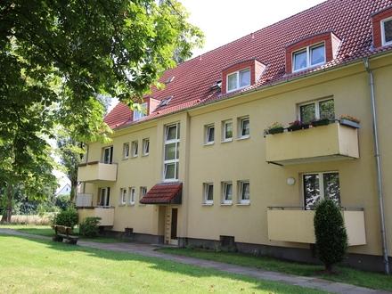 Nette Singel-Wohnung mit Balkon......