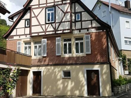 3-Zimmer DG-Wohnung im Fachwerkhaus, Weinsberg unter der Weibertreu