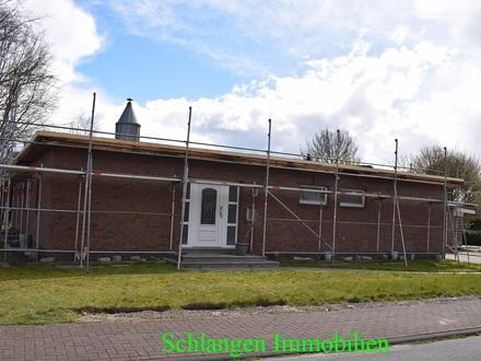 Objekt Nr. 00/653 Flachdachbungalow mit Wintergarten und Garage in Barßel / OT Neuland
