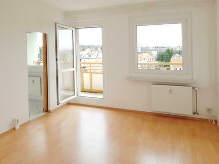 2 Zimmer Wohnung mit tollem Ausblick!