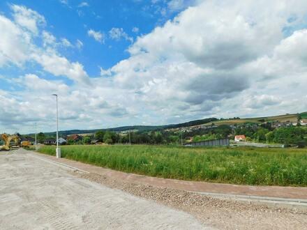 Grundstück im Gewerbegebiet Quelle Eschau