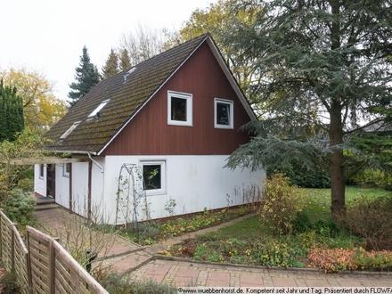 Preisgünstiges Fertighaus mit großem Grundstück in Huntlosen