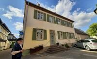 Böhl: Ehemaliges katholisches Pfarrhaus restauriert