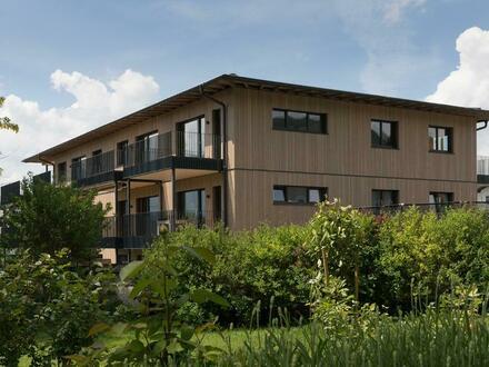 Freiblick Mondsee - 3-Zimmer-Gartenwohnung
