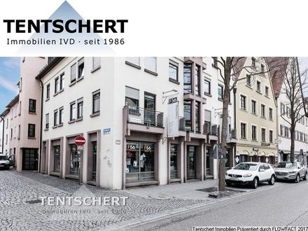 Maximale Flexibilität: Einzelhandel / Gastronomie / Lager mitten in Ulm