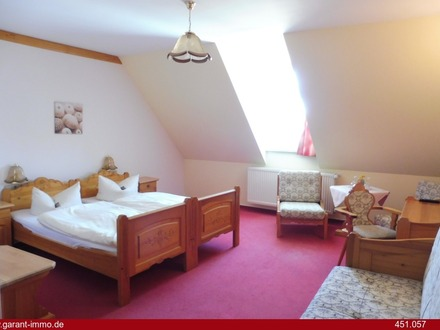 Hotel mit Gaststätte zwischen Leipzig und Dresden