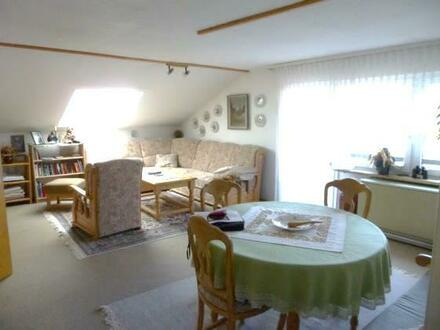 Sonnige 3-Zimmer-DG-ETW in Bühl am Alpsee