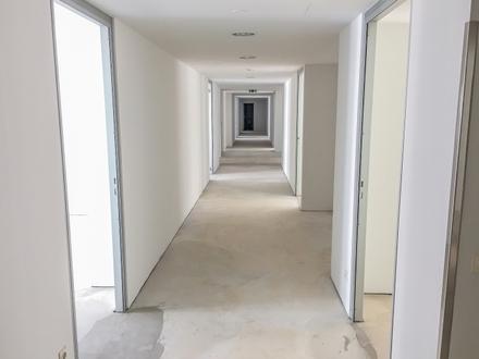 Exklusive Büroflächen von 267m² bis zu 1.937m²