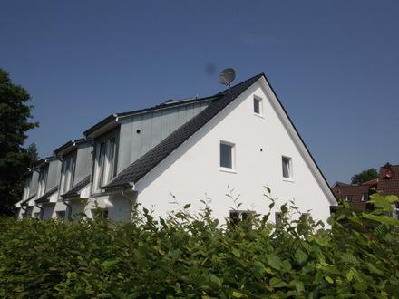 Erstbezug: Reihenhaus in beliebter Lage von Oldenburg- Eversten