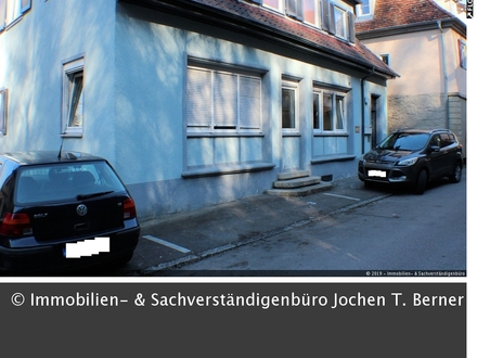 2,5 Zi. EG Wohnung in Steinbach frisch renoviert