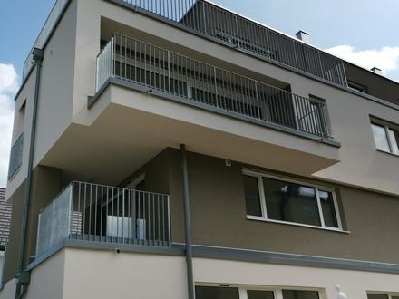 Erstbezug! Exklusive 2 Zimmer - Terrassenwohnung mit Parkplatz
