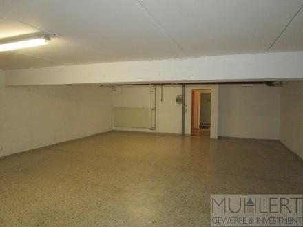 Frankenthal-City: 80 m² Gewerberaum im Kellergeschoss