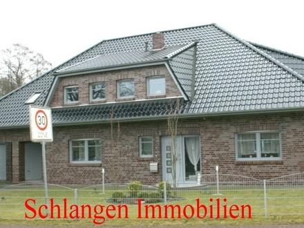 Einfamilienhaus mit Einliegerwohnung und Doppelgarage im Feriengebiet Saterland / OT Ramsloh