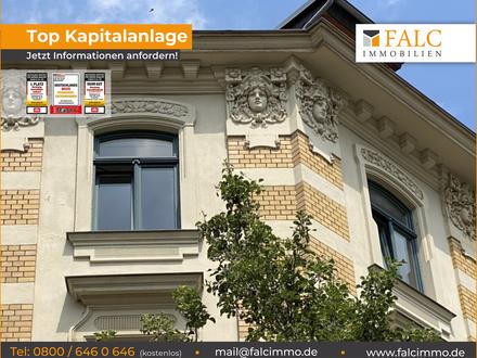 Schicke Drei-Zimmer-Wohnung im hippen Plagwitz!