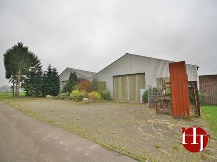 Große Kalthalle im Dreieck Bassum, Syke und Harpstedt!