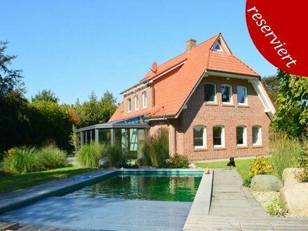 Ihlow: Exklusives Anwesen mit vielen Highlights in Ihlow-Ostersander, Obj. 4898
